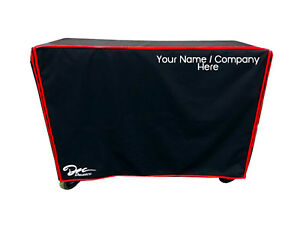 Custom Tool Box Cover By Dmarrco Fits Matco 6s 3 Bay 57w X 31d 6231rp Toolbox