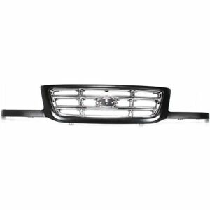 New For Ford Ranger Front Grille Fits 2001 2003 Fo1200394 3l5z8200ca