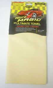 Car Wash And Dry Microfiber Cleaning And Drying Towel Pad Compare To Chamois