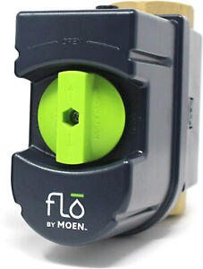 Flo By Moen Water Monitor Device For 1 1 4 Pipe And Smaller