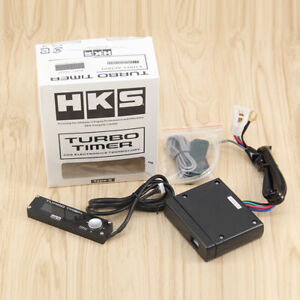 Hks Universal Digital Auto Car Type 0 Turbo Timer With Led Display Logo