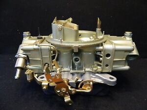 1968 Shelby Gt500 Kr Mustang 428 Auto Holley C80f Ab 4168 833 March 1968 Carb
