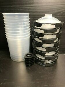 3m Pps 2 Refill Kit Standard Size 10 Lids And Liners