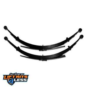 Skyjacker C180 Front Softride Leaf Spring Set For 8 Lifts For 1973 Chevy Blazer