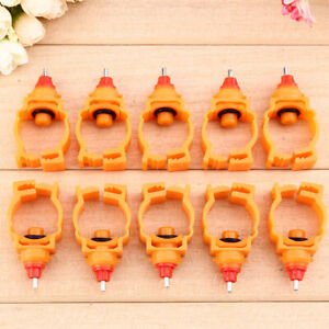 Automatic Poultry Spring Water Drinking Nipple feeder For Chicken Duck Hen
