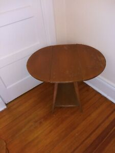 Cushman Colonial Drop Leaf Table