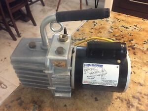 Marathon Electric Vacuum Pump 1 2 Hp Pn 10215 133 Dv200n Looks Brand New