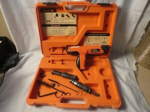 Ramset Red Head Cobra Fastening Tool With Case Plus Whats In Picture