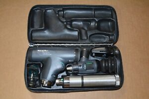 Welch Allyn Panoptic Ophthalmoscope Otoscope With Case