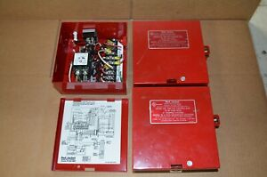 3 Veeder root Red Jacket Pumps Control Boxes 880 041