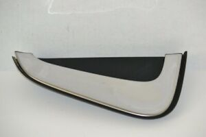 2009 2010 2011 2012 2013 2014 Acura Tl Rear Driver Left Trim Scoop Quarter Panel