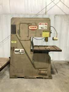 Kalamazoo Vs 20 20 Metalcutting Vertical Bandsaw