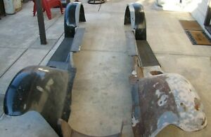 1930 31 Ford Roadster Fenders Front Rear And Running Boards 30 31