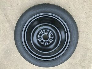 wheel tire Spare T155 70 D17 Fits 2011 Toyota Camry