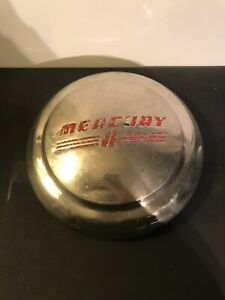 Very Cool Old Baby Moon Mercury 8 Hubcap