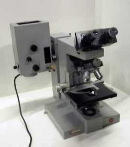 Wetzlar Leitz Ortholux Microscope Euromex Model Bm 03518