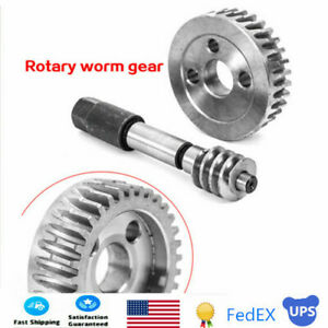 Universal Milling Machine Part J Head Gear Tilt Turbine Vortex Kit Replacement