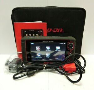 Ma3 Snap On Solus Edge Diagnostic Scanner Eesc320