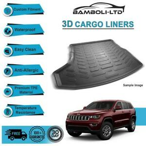 Fit For Jeep Grand Cherokee 2014 2019 Rear Liner Rubber 3d Cargo Trunk Mat