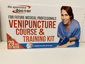 Iv Practice Kit With Phlebotomy Venipuncture How to Guide