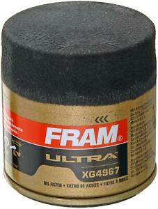 Oil Filter X2 Extended Guard 3 4 In 16 Thread Each