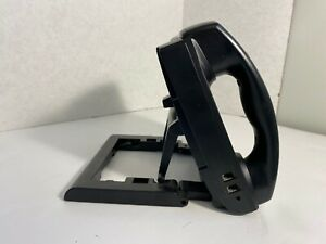 Lot Of 10 Vertical Xcelerator Voip Business Phone W Stands Handsets Look