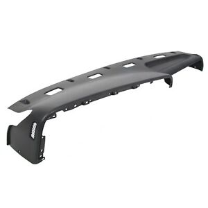 New Replacement For 1994 1997 Dodge Ram Dash Panel Instrument Top Gray