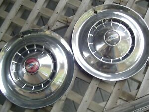 Vintage Antique 1954 54 Chevrolet Chevy Impala Bel Air Nomad Wheel Cover Hubcaps