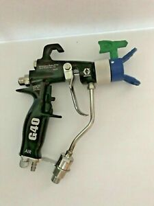 Graco 262929 G40 Air assisted Airless Spray Gun 4000 Max Psi