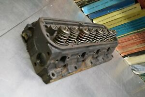 Ford Gt40 P Cylinder Head Ported 4 Bar Mustang 5 0 302 289 351 Small Block V8