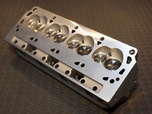 Hp9008 Blueprint Engines Aluminum Cylinder Head one Ford Small Block 289 302