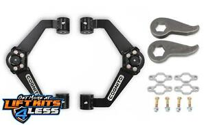 Cognito 110 90768 3 Standard Leveling Kit For 2011 19 Gmc Sierra 2500 Hd 2 4wd