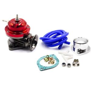 Universal Type Rs Turbo Blow Off Valve Adjustable 25psi Bov Blow Dump Kit Red