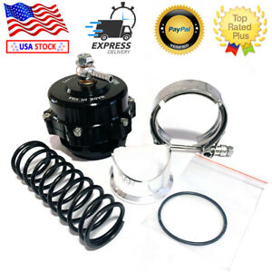 Tial Q Bv50 Black 50mm Blow Off Valve bov Up To 35psi 6psi 18psi Springs