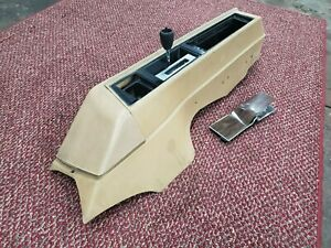 1973 77 Pontiac Lemans Gto Floor Shift Automatic Bucket Center Console 74 75 76