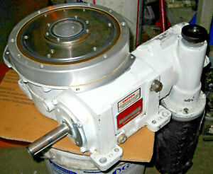 Camco Ferguson 601rdm3h24 330 Rotary Indexing Table 20 1 Ratio With Baldor Motor