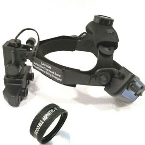 Indirect Ophthalmoscope With Accessories 20 D Lens In Case Medico Free Ship