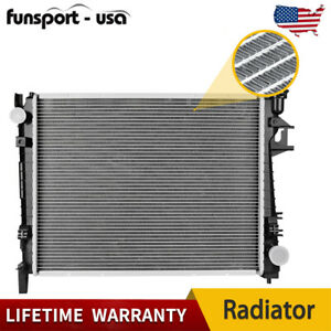 2813 Radiator For 2004 2009 Dodge Ram 1500 2500 3500 Laramie Sport Slt V8 5 7l