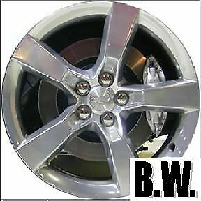 20 Inch Oe Oem Wheel Rim Fits 2010 2012 Chevrolet car Camaro 05448