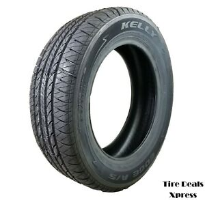 4 Four New 215 60r17 Kelly Edge As 96t Bsw 2156017 R17 Tire Pn 356665026