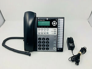 At t 1080 4 line Small Business System Corded Phone