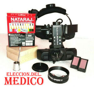 Medico Binocular Wireless Indirect Ophthalmoscope With Accessories