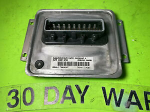 2004 2005 Dodge Ram Fcm Front Light Body Control Unit Module Lcm 56051036ad Oem
