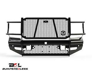 Ranch Hand Fbd191blr Legend Series Front Bumper For 2019 20 Dodge ram 2500 3500