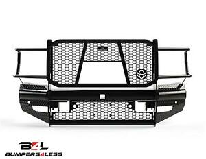 Ranch Hand Fbd191blrc Legend Series Front Bumper For 2019 20 Dodge ram 2500 3500