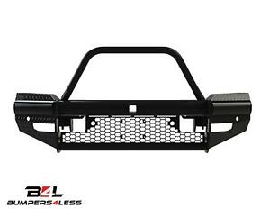 Ranch Hand Btd191blr Legend Bullnose Series Front Bumper For 19 20 Ram 2500 3500