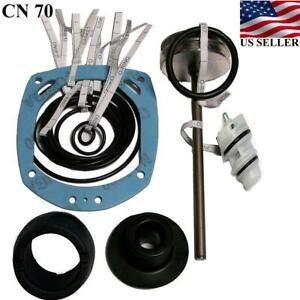 Rebuild Kit For Aftermarket Max Cn70 Nailer Parts O rings piston gasket More