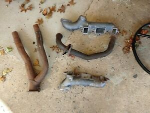 403 V 8 Oldsmobile Exhaust Manifold Original