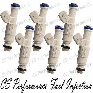 Bosch Fuel Injectors Set For 1998 2000 Ford Explorer Ranger 4 0l V6 98 99 4 0