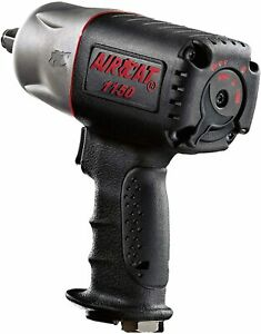 Aircat 1 2 1295 Ft lbs Loosening Killer Torque Composite Impact Wrench 1150